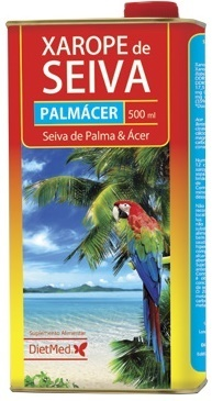 Palmácer Xarope de Seiva Natural - 500 ml