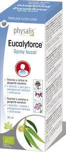 Eucalyforce Spray Bucal Physalis - 30ml