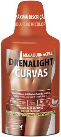 Drenalight Curvas Mega Burn&Cell - 600 ml