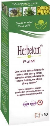 Herbetom 2 Pulm Bioserum - 250 ml