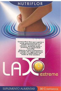 Lax extreme - 30 comprimidos