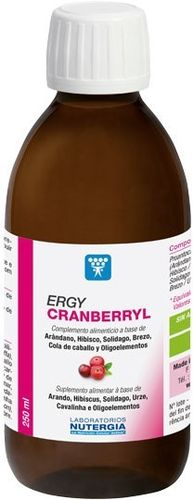 Ergycranberryl - 250 ml
