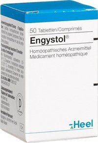 Engystol - 50 comprimidos