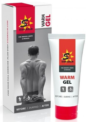 Warm Gel Star Balm - 100 ml