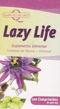 Lazy Life Quality of Life Labs - 100 comprimidos
