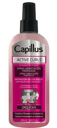 Serum Reparador de Pontas Capillus Active Curls - 100 ml