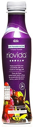 Transfer Factor RioVida Tri-Factor Formula 4Life - 2 x 250 ml