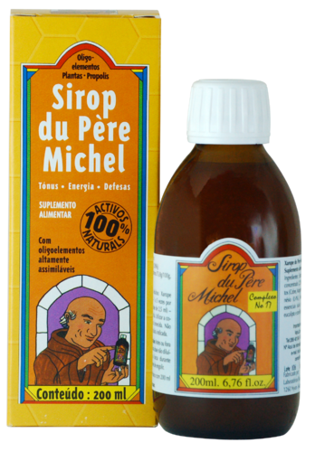Xarope do Père Michel - 200 ml