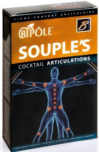 Souple's Cocktail Articulations Bipôle - 20 ampolas