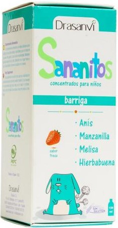 Sananitos Barriga - 150 ml