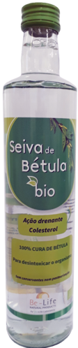 Seiva de Bétula Bio Be-Life - 500 ml