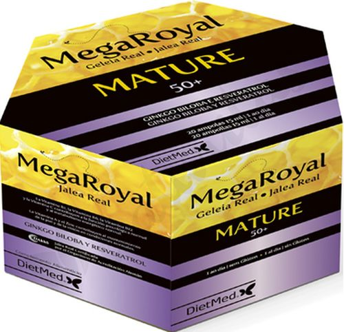 Mega Royal Mature 50+