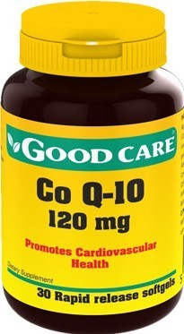 Co Q10 Good Care - 30 cápsulas