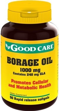Borage Oil Good Care - 50 cápsulas