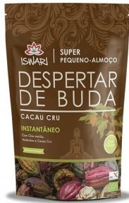Despertar do Buda Cacau Cru Iswari