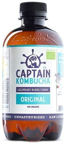Captain Kombucha Bio Original - 400 ml