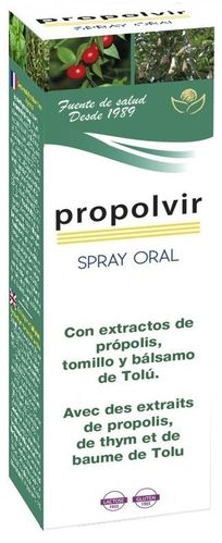 Propolvir Spray Oral Bioserum - 20 ml