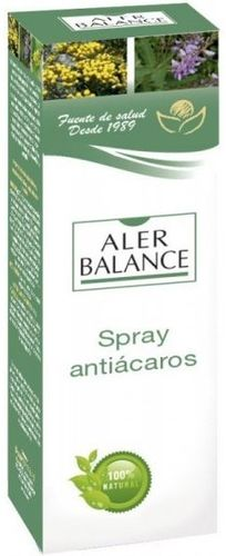 Aler Balance Spray Antiácaros Bioserum - 50 ml
